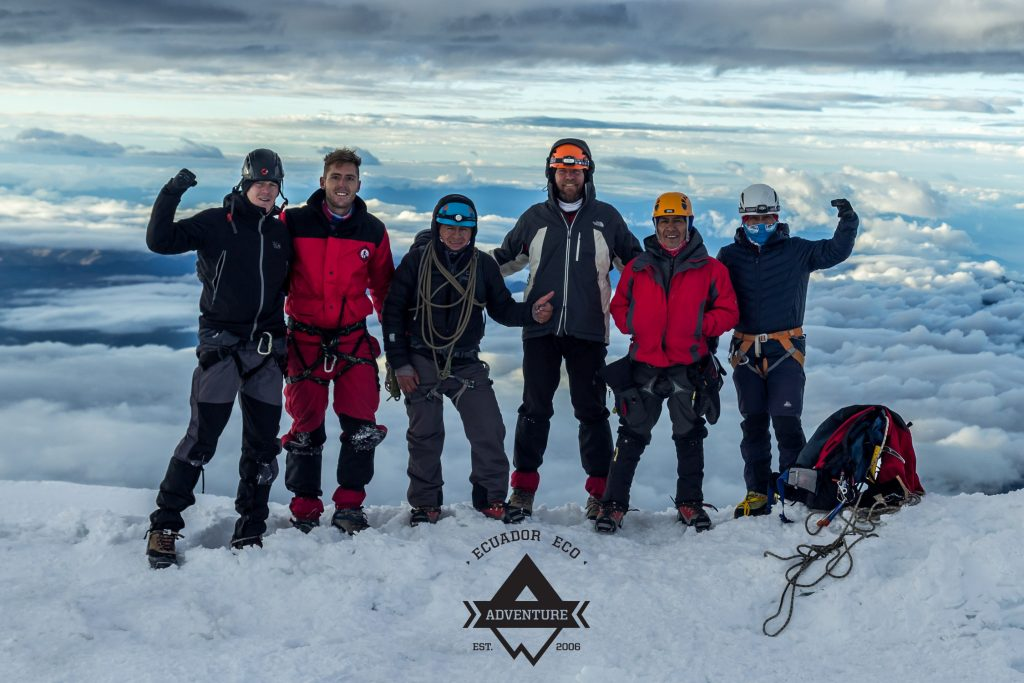 Last Minute Climb Cotopaxi and Chimborazo