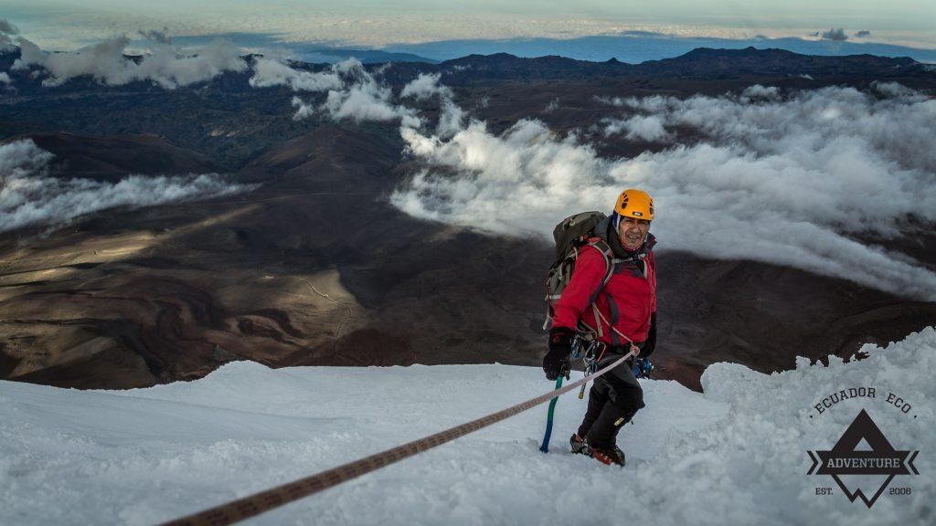 Climb Carihuairazo ad Chimborazo
