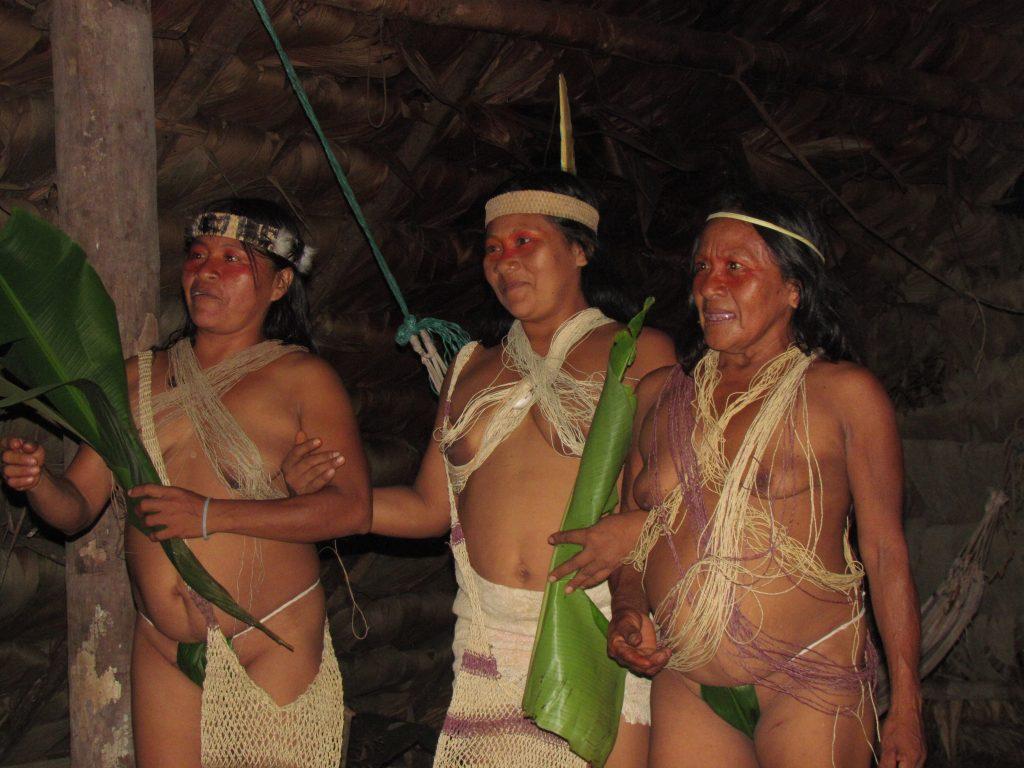 Woaorani Tour