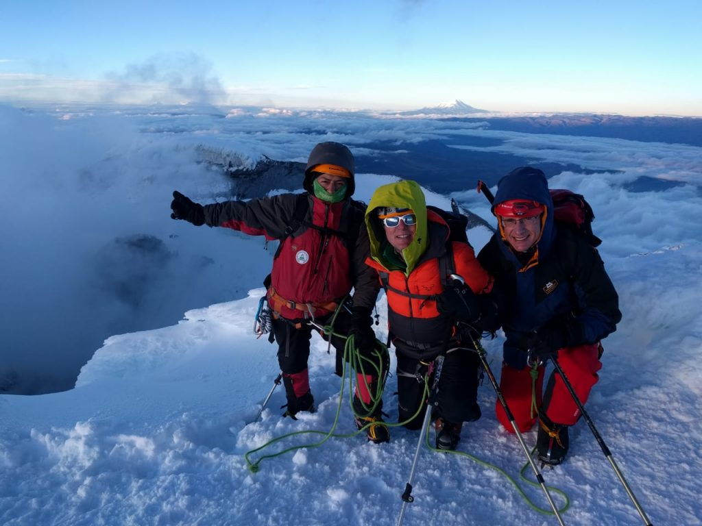 Find a Group for Cotopaxi Summit